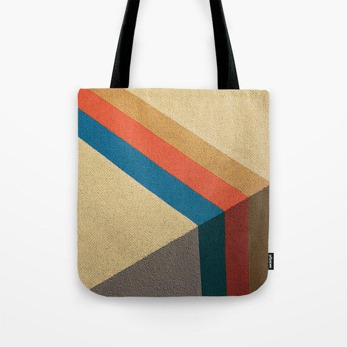 Direction Change Tote Bag