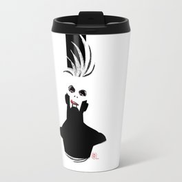 Crâne Homme*Skull men Travel Mug