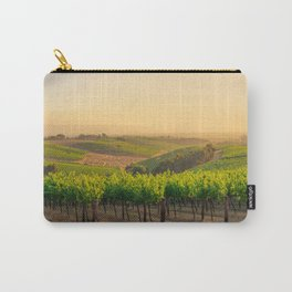 Golden Vineyard  panorama Carry-All Pouch