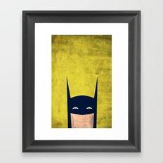 The Original Dark Knight Framed Art Print