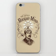 The Legacy of the Bright Mind iPhone & iPod Skin