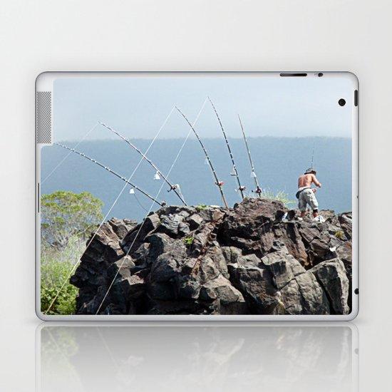 Cliff Fisher Laptop & iPad Skin