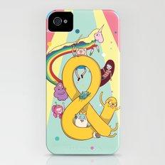 Adventuresands iPhone (4, 4s) Slim Case