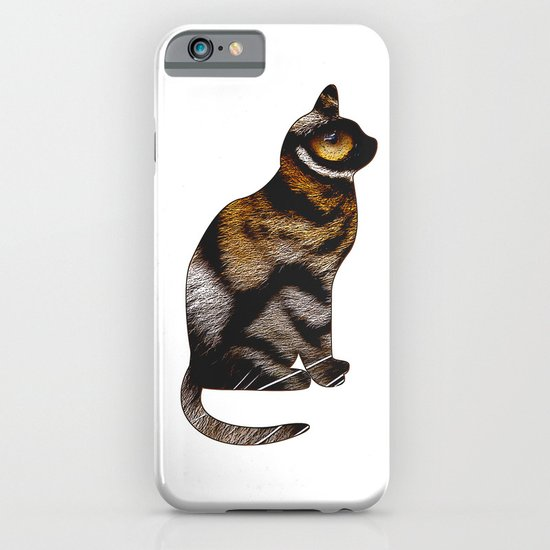 THE TIGER WITHIN iPhone & iPod Case