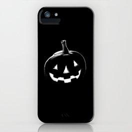 Carvey the Pumpkin iPhone Case