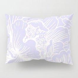 Lavender Floral Pillow Sham