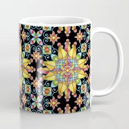 Sunshine Arabesque Coffee Mug