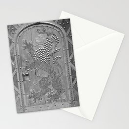 An Old Door Stationery Cards