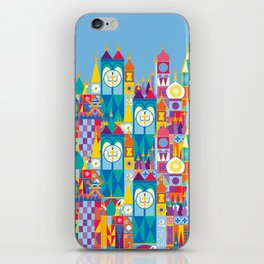 It's A Small World - Theme Park Inspired iPhone Skin