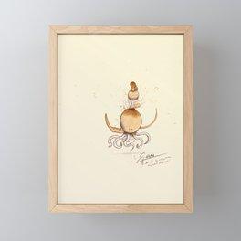 #coffeemonsters 491 Framed Mini Art Print