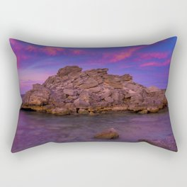 Perfect Sunset Rectangular Pillow
