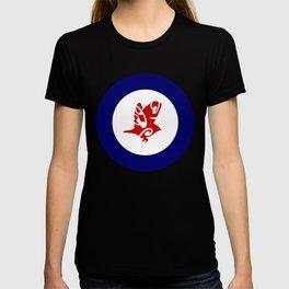 Silvereye Air Force Roundel T-shirt