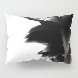 Black Pineapple Pillow Sham