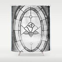 Glassdoor Shower Curtain