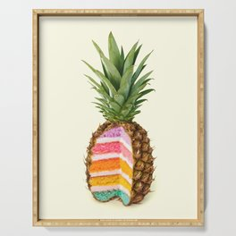 PINEAPPLE CAKE Serving Tray