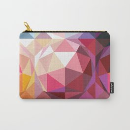 Geodesic dome pattern Carry-All Pouch