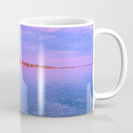 Sky, water and silence Coffee Mug