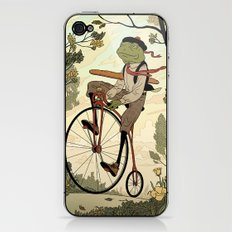 Morning Ride iPhone & iPod Skin