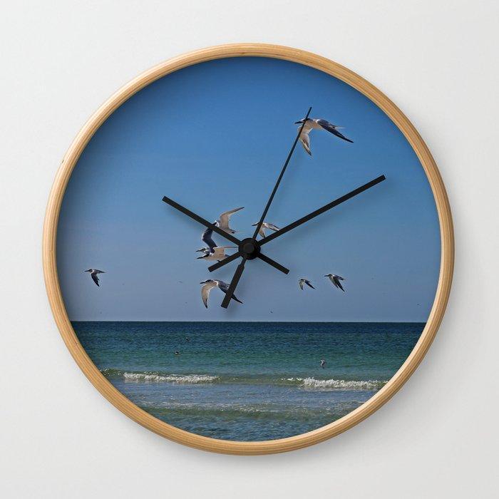 As Days Go On Wall Clock