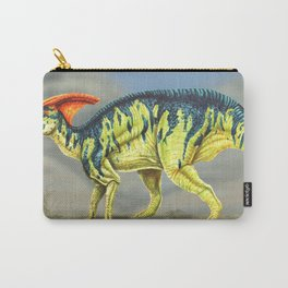 Parasaurolophus Reconstruction Carry-All Pouch