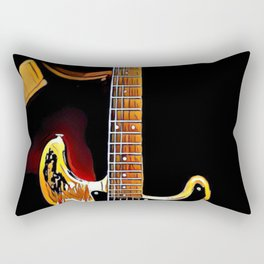 SRV - Number One - Graphic 1 Rectangular Pillow