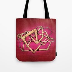 Hank Tube Tote Bag