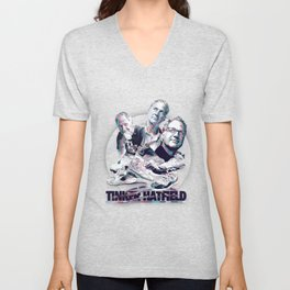TINKER HATFIELD: DESIGN HEROES Unisex V-Neck