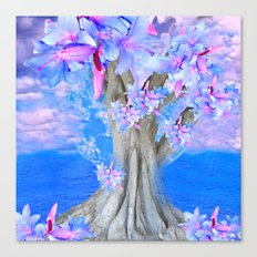 TREE OF HOPE Canvas Print