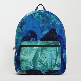 Sea Leaves, Tiny World Collection Backpack