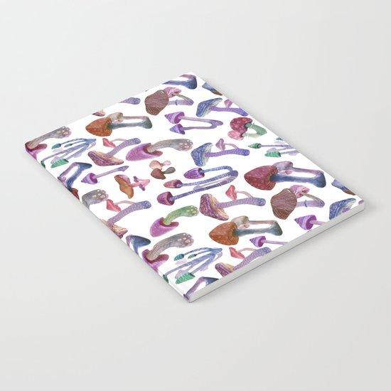 mushrooms Notebook