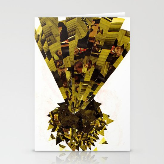 grand ole hale-bopp Stationery Cards