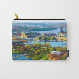 stockholm sweden Carry-All Pouch