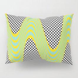 Dripping stripes Pillow Sham