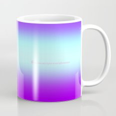 Re-Created  Color Field with LOVE 9 by Robert S. Lee Mug