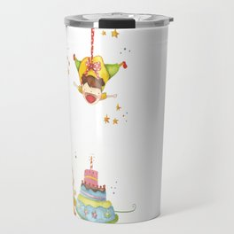 Baby birthday Travel Mug