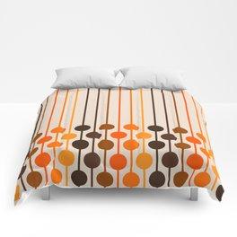 Golden Sixlet Comforters