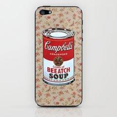 soup iPhone & iPod Skin