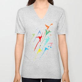 Flying colors Unisex V-Neck