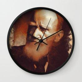 George Bernard Shaw, Playwright Wall Clock