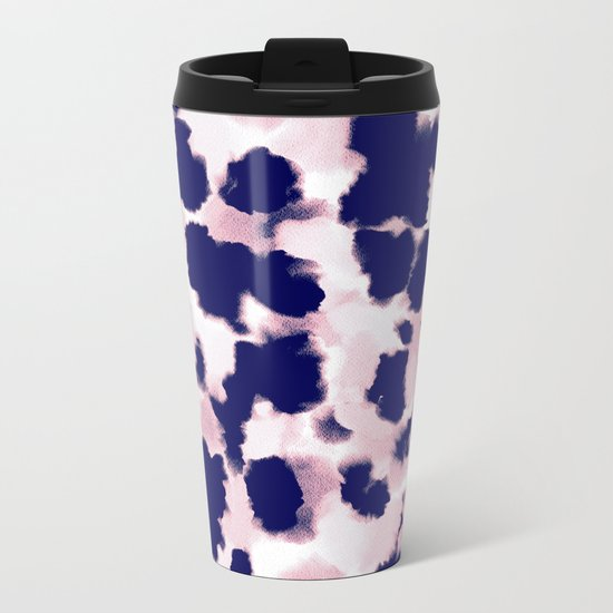 Animalia Metal Travel Mug