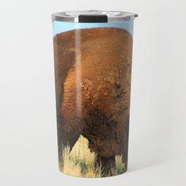 Antelope Island Bison Travel Mug