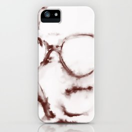 The Visionary Sepia iPhone Case