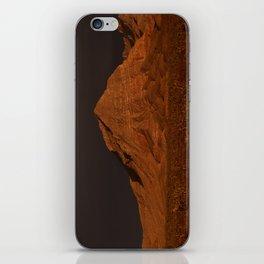 Desert Alpenglow iPhone Skin