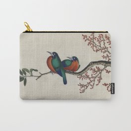 Chinese birds design Carry-All Pouch