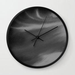 Scorpio Zodiac Watercolor Wall Clock