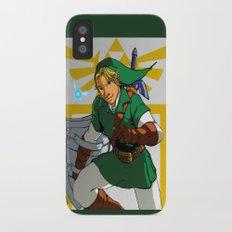 The Legend of Zelda: Link iPhone X Slim Case