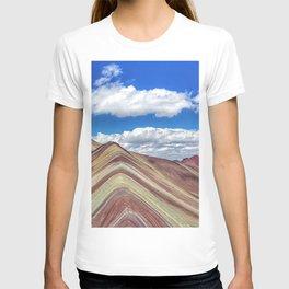 Rainbow Mountain T-shirt