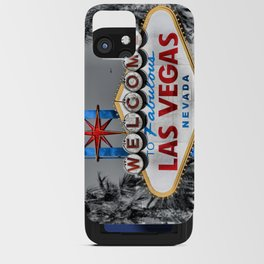 Welcome to Fabulous Las Vegas iPhone Card Case