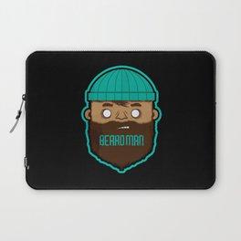 Beardman Laptop Sleeve