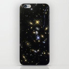 Galaxy Cluster MACSJ0717.5+3745 iPhone Skin